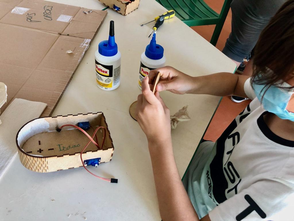 Construction PetitBot